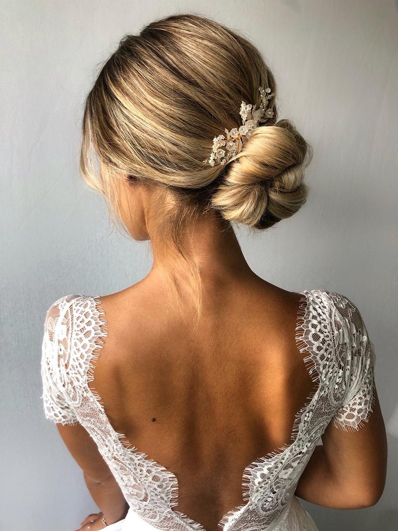 Haarkam bruid